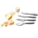 Boska Mini Cheese Knives, Set of 4
