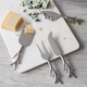 Branch Cheese Knives, Set of 4