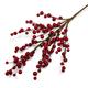 Decorative Winterberry Branch