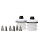 OXO 8-Piece Silicone Decorating Set
