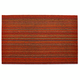 Chilewich Skinny Stripe Shag Big Mat, 5' x 3'