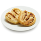 Gaston's Bakery Brie and Onion Palmiers