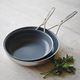 Demeyere Industry5 Thermo Ceramic Nonstick Skillet