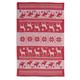 Fair Isle Jacquard Kitchen Towel, 28