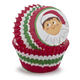 Wilton Elf on the Shelf Mini Muffin Cups