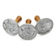 Nordic Ware Christmas Cookie Stamps, Set of 3