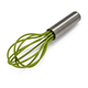 Sur La Table® Green Silicone-Coated Whisk