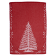 Tree Jacquard Kitchen Towel, 28