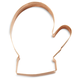 Old River Road Mitten Copper Cookie Cutter