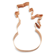 Old River Road Snowman Copper Cookie Cutter