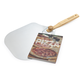 Sur La Table Folding Pizza Peel and Recipe Book Set