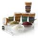 Saltworks Fusion Flavored-Salt Sampler
