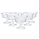 La Rochère Perigord Dessert Bowl, Set of 6