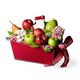 The Fruit Company Cheerful Holiday Delight Gift Basket