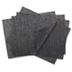 Chilewich Black Frost Placemat