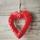 Decorative Button Heart, 6