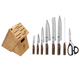 Shun Premier 9-Piece Block Set