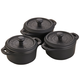 Staub Ceramic Mini Cocottes, Set of 3