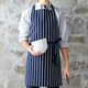 Butcher Stripe Apron