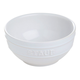 Staub White Ceramic Bowl