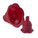 Kuhn Rikon 2-Piece Silicone Funnel Set