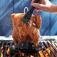 Sur La Table Pro-Ceramic Chicken Roaster