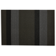 Chilewich Bold Stripe Shag Big Mat, 5' x 3'