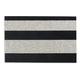 Chilewich Bold Stripe Shag Utility Mat, 36