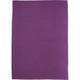 Purple Waffle-Weave Kitchen Towel