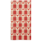 Rooster Red Italy Towel