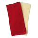 Solid-Color Ripple Kitchen Towel