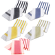 Striped Kitchen Dishcloths, Sets of 3, Assorted Colors