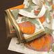 Vintage Pumpkin Print Towel