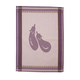 Jacquard Towel, Aubergine