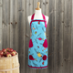 Tropical Drinks Vintage-Style Apron