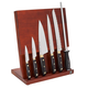 Bob Kramer Carbon Steel 7-Piece Block Set by Zwilling J.A. Henckels®