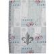 Fleur-De-Lys Kitchen Towel