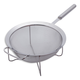 Sur La Table Stainless Mesh Sieve with Stand, 9.5