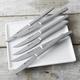 Wüsthof 6-Piece Serrated Steak Knife Set