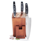Wolf Gourmet 6-Piece Block Set