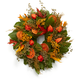 Harvest Quince Wreath