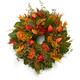 Harvest Quince Wreath