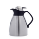 Sur La Table Brushed Stainless Steel Thermal Carafe