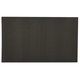 Chilewich Solid Shag Mat, Mercury