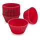 Silicone Bake Cups, Set of 12