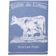 French Milk Cow Kitchen Towel, 26