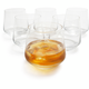 Schott Zwiesel® Pure Double Old-Fashioned Rocks Glasses, Set of Six