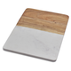 Marble and Mango Wood Cheese Board