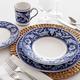 Italian Renaissance 16-Piece Dinnerware Set