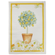 Lemon Tree Linen Kitchen Towel, 28